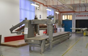 Ship Model Milling Machine